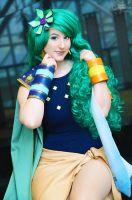 Child Rydia III by EnchantedCupcake