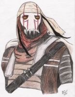 General Grievous:Past Life :C: by Guiled-Dragon