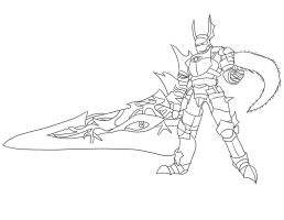 SC2 Nightmare uncolored by Ohanzee