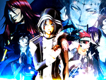 D.Gray-Man Wallpaper by NolitaNami