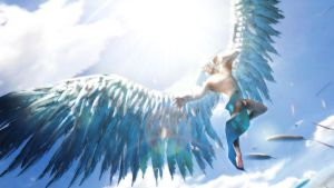 [SFM] Icarus by kungfubellydancer