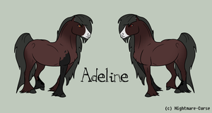 Adeline by Ahrendere