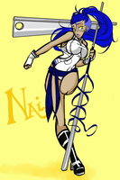 Nai -Redesigned- by PrincessPuru