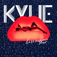 Kylie - Kiss Me Once Tour #2 by ColourCrayon