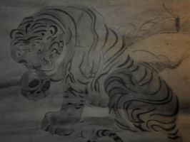 Japanese Tiger by CoyoteDove