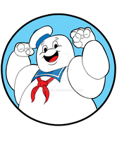 Staypuft Marshmallow Man by AlanSchell