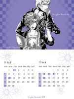 KHII monthly calendar5 by Akuhen