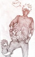 Kakashi babysitter chronicles5 by Sanzo-Sinclaire