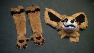 Fursuit SOLD by ADAMO-NEX-MORTIS
