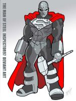 Man of Steel by Inspector97