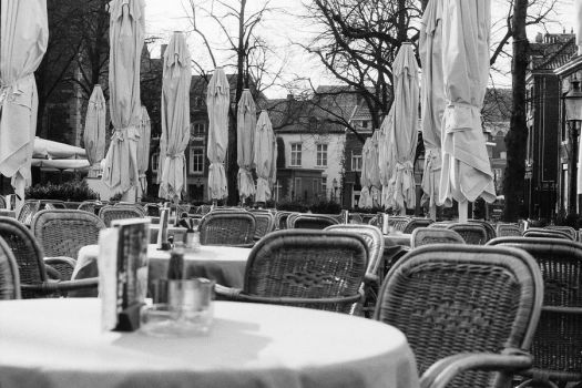 Restaurant Tables by icmb94