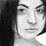 Day 26 - Portrait Study Speedpaint 4 by ShaneProcrastinates
