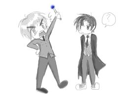 IGGY AND THE DOCTOR by HeartsXdespisE