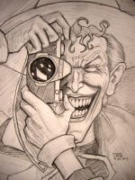 Joker: Killing Joke by myconius