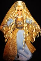 Princess Vasilisa Barbie by dakotassong