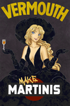 Make Martinis by VoxVulpina