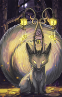 Chaos Keeper by TheVioletFox
