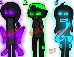 Adopts: Enderman Adopts (CLOSED) by TVZRandomness