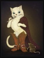 Puss in Boots 2 by Mikadze