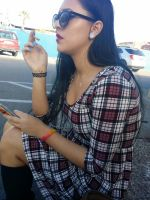 Good Friend, Good Smoke, Bad Picture by srdce-busit