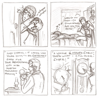 Sketch comic 2013 - What Happens Next? - pt 2 by Sleyf