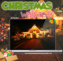 Christmas Wallpaper by JhoannaResources