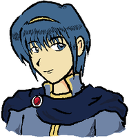 A certain blue-haired prince by Particularlyme