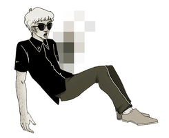 dave strider by xsweet-rainex