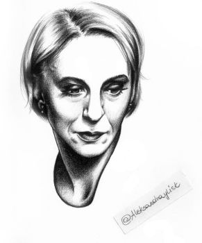 Amanda Abbington, Finished by AlexSpooky
