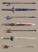Weaponry 313 copy by Random223