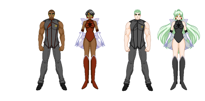 The Guardians Pluto Royalty by SailorMillenium