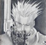 Vash the Stampede by CosmicDebris