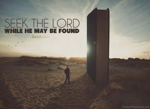 Seek the Lord by kevron2001