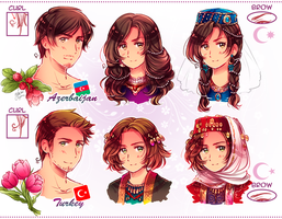 APH: Azerbaijan and Turkey by Kay-I