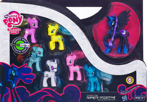 My Little Pony Collector Series Favorites Collecti by webkinzfun8