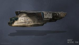 Rescue_Spacecraft by PrabhuDK