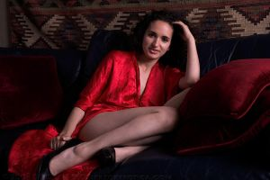 CandyPoses 2, LeatherSofa, 202 by photoscot