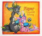 Player 1 and 2 by ZombiDJ