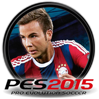 Pro Evolution Soccer (PES) 2015 - Icon by Blagoicons