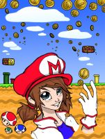 The Wonderful World of Mario by StrawberrieCandie