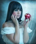 The Poisoned Apple by Doucesse