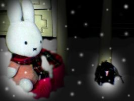 The Miserable Bunny: Cold II by jamesLi
