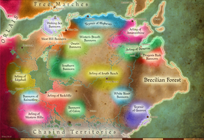 TMM - Political Map of Ferelden Reference by Abadir