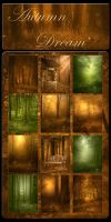 Autumn Dream backgrounds by moonchild-ljilja