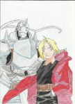 Full Metal Alchemist by ThextremegamerxD
