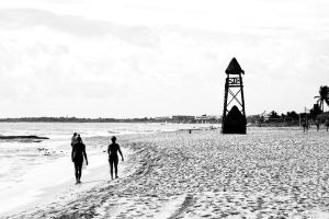 Beach Combers by pubculture