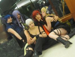 Vocaloid Magnet Group by Light-To-Darkness