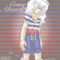 :Sailor Bakura: by CharlieIsAMystery
