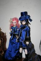 Ciel and Lenore I by Eskirge