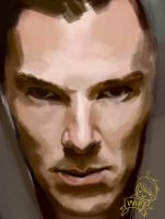 Hooded Benedict WIP by Namecchan